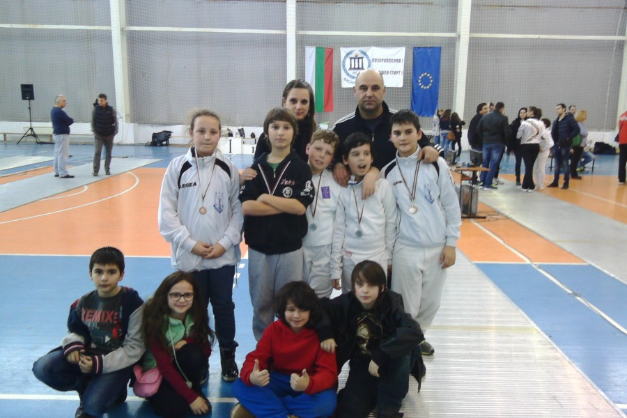 Fencing Club Ruse
