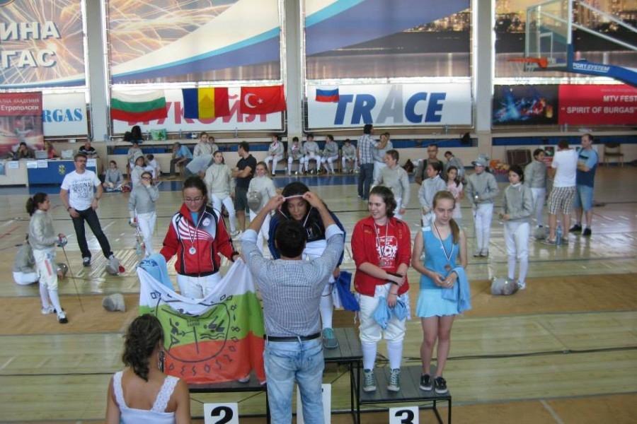 Children tournament Bourgas2014