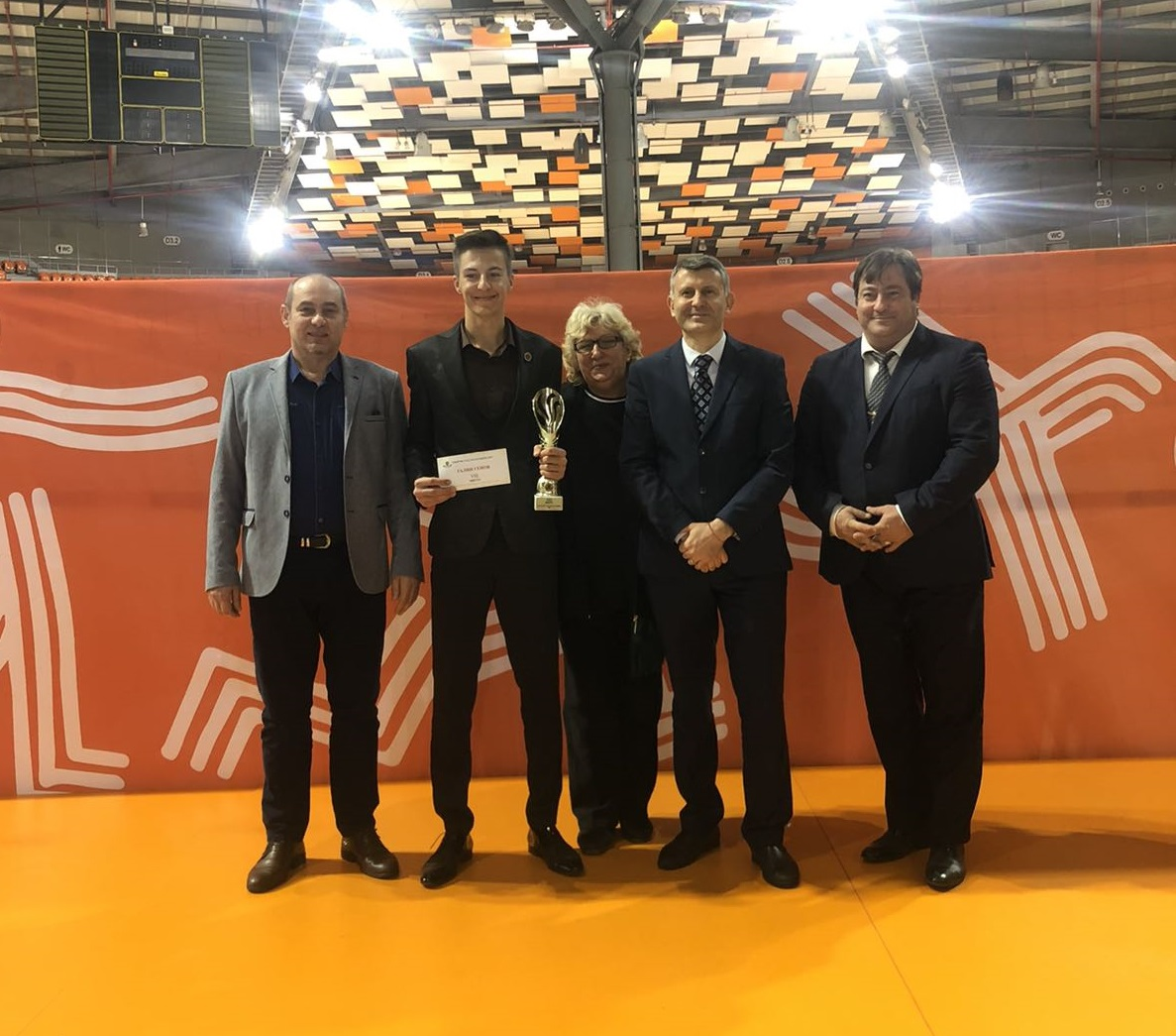 Галин Генов десетте най-добри спортисти на Пловдив 2019