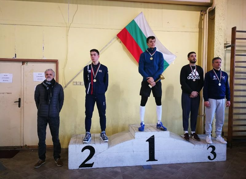 "купа ""Свечников"" Пловдив сабя мъже жени"