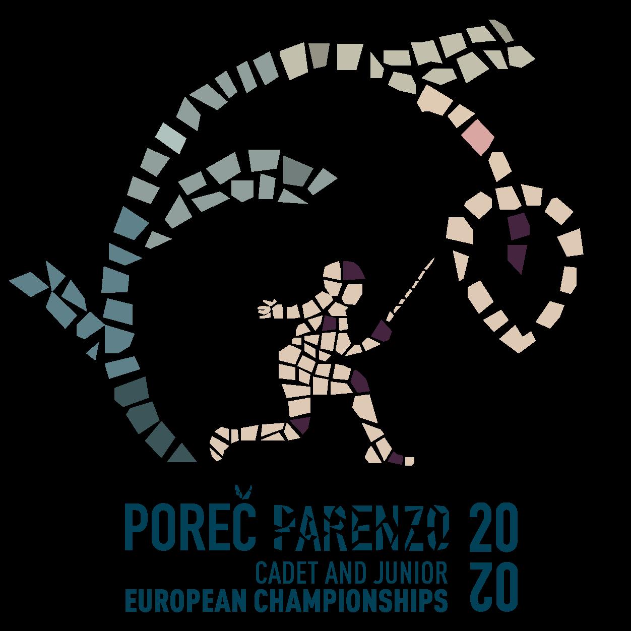 Европейско първенство за кадети и младежи в Хърватия