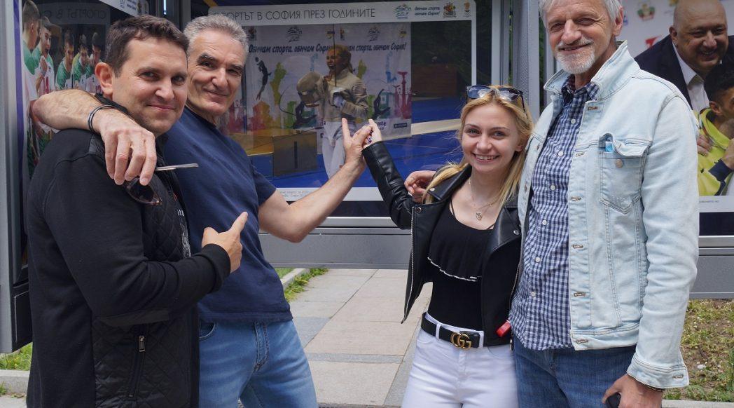 Йоана Илиева изложба Ивайло Воденов Васил Етрополски