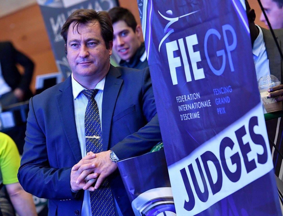Васил Миленчев най-добър съдия на сабя в света