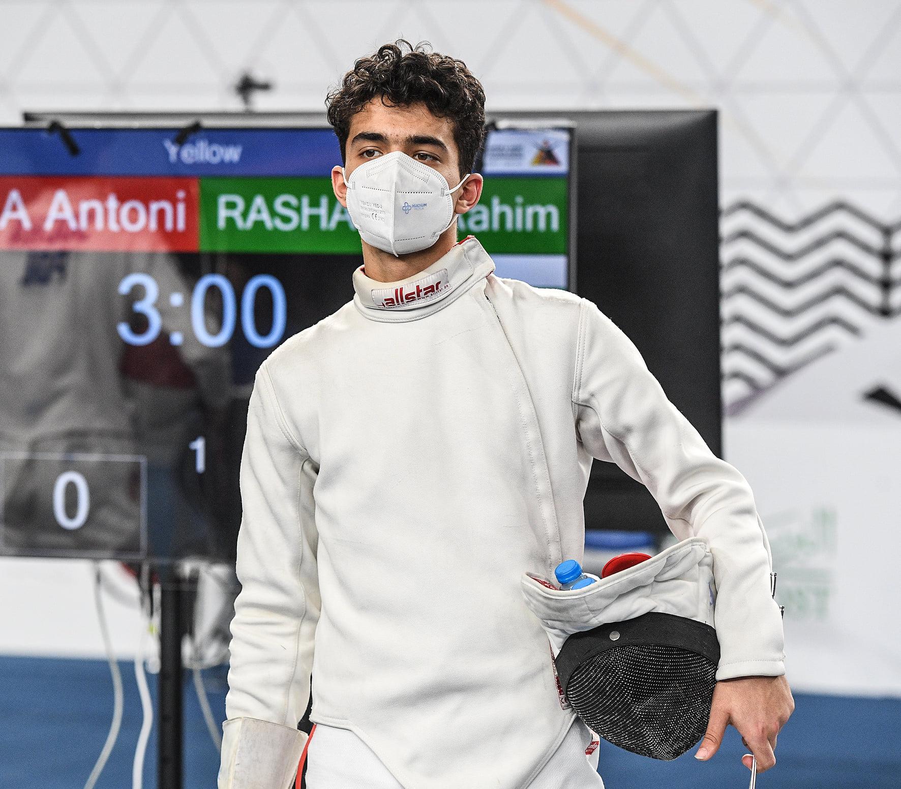 Световно първенство по фехтовка за младежи и кадети в Египет