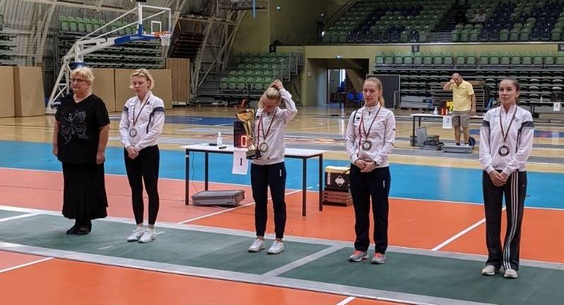международен турнир по фехтовка Пловдив